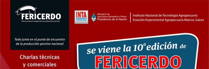 Se viene la 10º edición de Fericerdo
